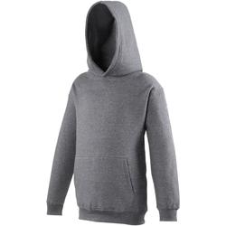 Kleidung Kinder Sweatshirts Awdis JH01J Graphit