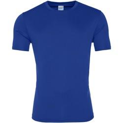 Kleidung Herren T-Shirts Awdis JC020 Königsblau