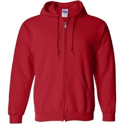 Kleidung Herren Sweatshirts Gildan 18600 Rot