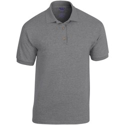 Kleidung Herren Polohemden Gildan 8800 Graphit meliert