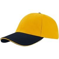 Accessoires Schirmmütze Atlantis  Gelb/Marineblau