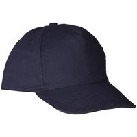 Accessoires Schirmmütze Sols Sunny Marineblau