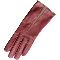 Accessoires Damen Handschuhe Eastern Counties Leather  Taupe/Stierblut