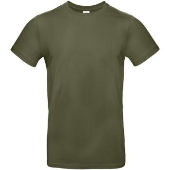 Kleidung Herren T-Shirts B And C TU03T Urbanes Khaki