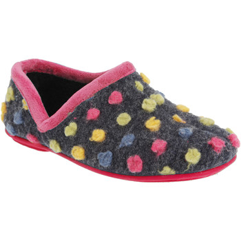 Schuhe Damen Hausschuhe Sleepers  Fuchsia/Bunt