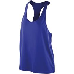 Kleidung Damen Tops Spiro S285F Sapphire