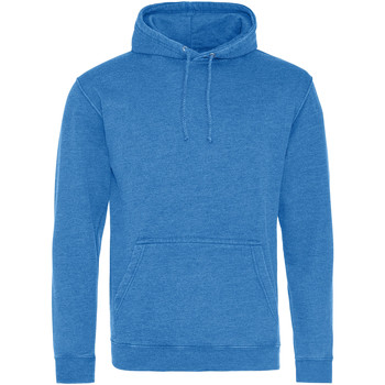 Kleidung Sweatshirts Awdis Washed Royal Blau