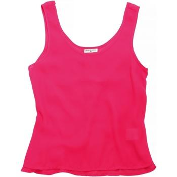 Kleidung Damen Tops Brave Soul BS163 Pink
