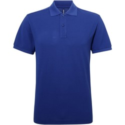 Kleidung Herren Polohemden Asquith & Fox AQ015 Saphir-Blau