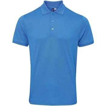 Kleidung Herren Polohemden Premier PR630 Saphir