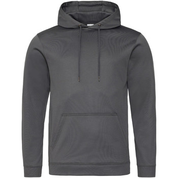 Kleidung Sweatshirts Awdis JH006 Stahl Grau