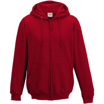 Kleidung Herren Sweatshirts Awdis JH050 Feuerrot