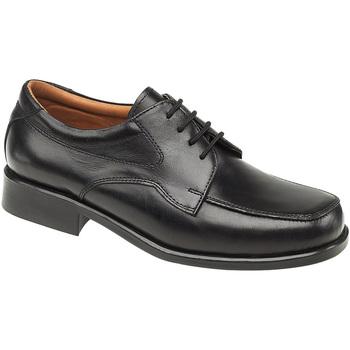 Schuhe Herren Derby-Schuhe Amblers Birmingham Schwarz