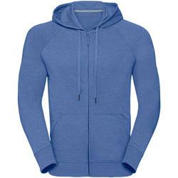 Kleidung Herren Sweatshirts Russell J284M Blau meliert
