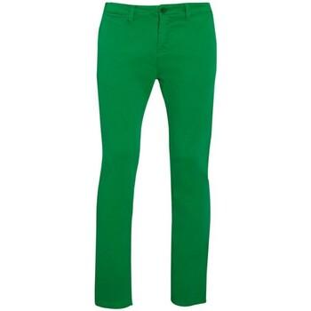 Kleidung Herren Chinohosen Sols 01424 Kellygrün