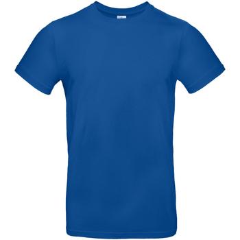 Kleidung Herren T-Shirts B And C TU03T Königsblau