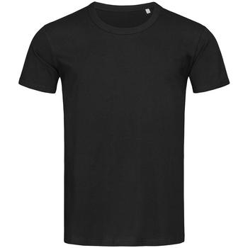 Kleidung Herren T-Shirts Stedman Stars Stars Schwarz