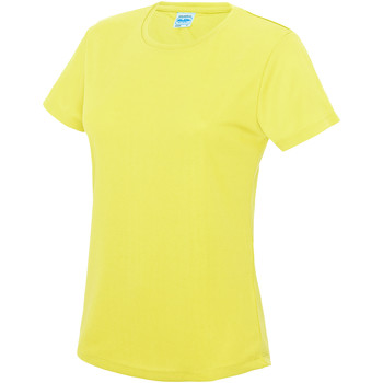 Kleidung Damen T-Shirts Awdis JC005 Neongelb