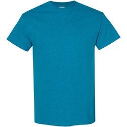 Kleidung Herren T-Shirts Gildan Heavy Antik Saphir