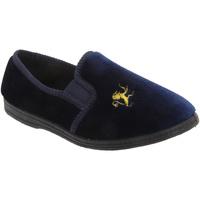 Schuhe Jungen Hausschuhe Sleepers  Marineblau