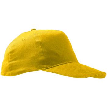 Accessoires Kinder Schirmmütze Sols 88111 Gold