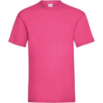 Kleidung Herren T-Shirts Universal Textiles 61036 Hot Pink