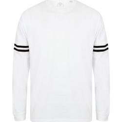 Kleidung Sweatshirts Skinni Fit SF514 Weiß