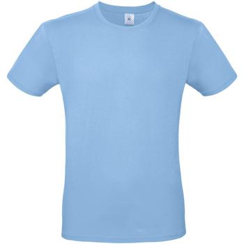 Kleidung Herren T-Shirts B And C TU01T Himmelblau