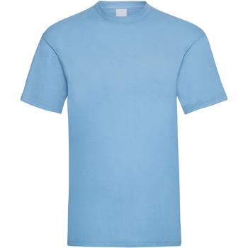 Kleidung Herren T-Shirts Universal Textiles 61036 Hellblau