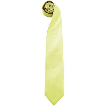 Kleidung Herren Krawatte und Accessoires Premier  Limette