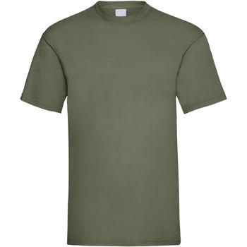 Kleidung Herren T-Shirts Universal Textiles 61036 Olive