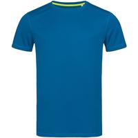 Kleidung Herren T-Shirts Stedman Mesh Königsblau