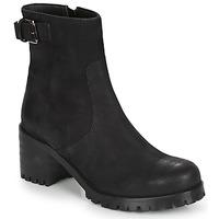 Schuhe Damen Low Boots Sweet Lemon INDIRA Schwarz