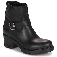 Schuhe Damen Low Boots Sweet Lemon ELITO Schwarz