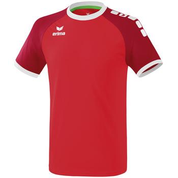 Kleidung Herren T-Shirts Erima Maillot  Zenari 3.0 rouge/blanc