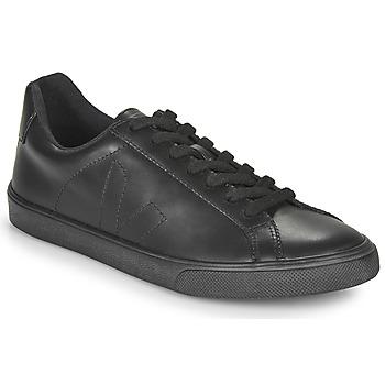 Schuhe Sneaker Low Veja ESPLAR Schwarz