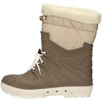 Schuhe Damen Schneestiefel G&g TOP TOM 9515 WEISS