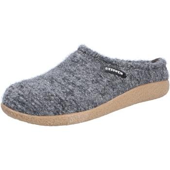 Schuhe Damen Hausschuhe Giesswein Faitsch, Damen Hausschuhe grau