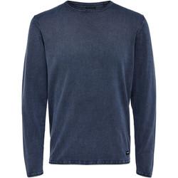 Kleidung Herren Pullover Only & Sons  22006806 Blu