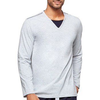 Kleidung Herren Pyjamas/ Nachthemden Impetus GO42024 073 Grau