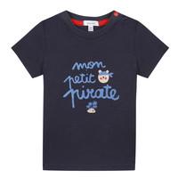 Kleidung Jungen T-Shirts Absorba NADINE Marine