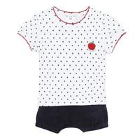 Kleidung Mädchen Kleider & Outfits Absorba ADELE Marine