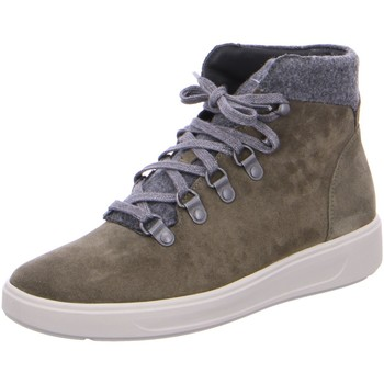 Schuhe Damen Sneaker High Ganter Heidi 8-203462-5863 oliv