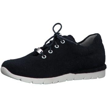Schuhe Damen Sneaker Low Jana Schnuerschuhe 8-8-23605-24/805 blau