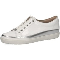 Schuhe Damen Sneaker Low Caprice Schnuerschuhe 9-9-23654-24/122 weiß