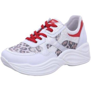 Schuhe Damen Sneaker Low NeroGiardini E010595D-707 weiß