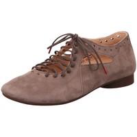 Schuhe Damen Derby-Schuhe Think Schnuerschuhe Guad 86285-39 86285-39 beige