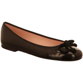 Schuhe Damen Ballerinas Pretty Ballerinas ipnotic negro 35663 blk Lack schwarz