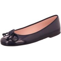 Schuhe Damen Ballerinas Pretty Ballerinas 35663 blau