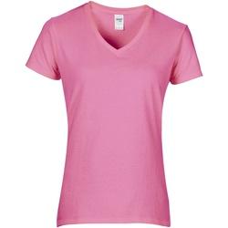Kleidung Damen T-Shirts Gildan GD015 Azalea